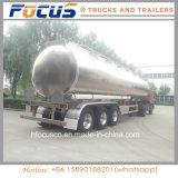 Personalizar 3 Ejes camión trailer de asfalto asfalto