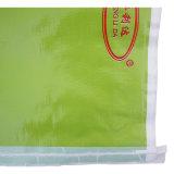 Sacs tissés par pp respectueux de l'environnement pour le sac de riz