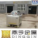 Envases de 275 galones IBC hechos del acero inoxidable 304/316L