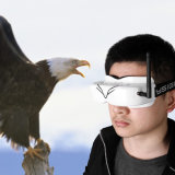 Venda a quente 100% fone de ouvido compatível Fpv Óculos para Fpv zang s