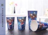 Diseño de la taza de papel de los alimentos de preparación rápida del café del fabricante