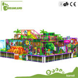 Neuer China-Fertigung-Plastik scherzt Innenspielplatz-Gerät