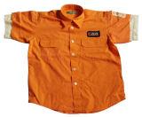 Camicia di moda per bambini (XH-304)