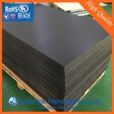 Version imprimable Noir/Blanc mat feuille PVC rigide pour surface de l'horloge