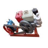Pompa credibile del lobo di consegna dello sciroppo dell'acciaio inossidabile (LCW/LCX)