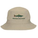 OEM는 직업적인 공장 도매 고품질 둥근 테두리 면 물통 모자를 서비스한다