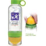 Fles de Van uitstekende kwaliteit van de Drank van de Schok van het Fruit van 28 Oz van het Embleem van de douane