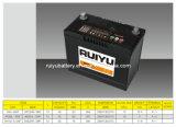 12V 50Ah JIS Nx100-6 batería de coche de automoción