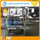 Automatische labelmachine met krimpkous voor PVC