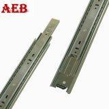 Diapositivas encubiertas rectángulo ajustable telescópico vendedoras superiores del cajón del metal