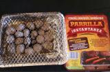Barbecue au charbon de bois à usage unique (SH3125)