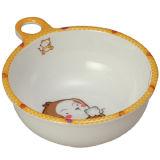 Vajilla del cabrito de la melamina/tazón de fuente de arroz del cabrito/tazón de fuente de ensalada (NBG2006)