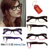 De in het groot Acetaat Eyewear van de Toebehoren van Frames Eyewear Met de hand gemaakte