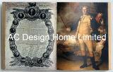 مشهورة رجل [بو] [لثر/مدف] خشبيّة كتاب شكل جدار فنية