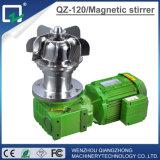 Parte Inferior do Tanque de Aço Inoxidável sanitárias agitador magnético agitador magnético industriais