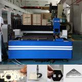 500W-3000Wステンレス鋼の炭素鋼の管のファイバーレーザーの打抜き機