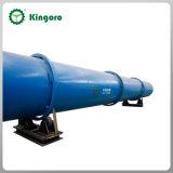 a planta 1t/H pulveriza o secador de cilindro giratório