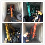 0,25 cbm, 6,5 toneladas de capacidad chino nueva excavadora de ruedas para la venta