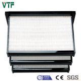 De multi Compacte E10 ABS Filters van de Lucht van de V-vorm