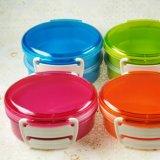 Casella di pranzo di plastica di Bento del contenitore di alimento 20039