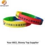 Nuevo Wristband diseñado del silicón de la taza de mundo