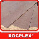 Tarjeta de la madera contrachapada del embalaje para los rectángulos de madera