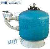 Filtre à eau de piscine de filtre à sable à montage latéral