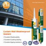 Il sigillante adesivo del silicone resistente all'intemperie stabilito del certificato per ampiamente usa