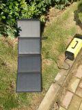 Da HOME solar do carro do UPS da fonte de alimentação de DC da C.A. o sistema de iluminação móvel da potência cobrou pela C.A. e pela C.C.