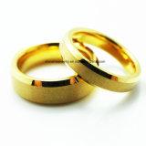 텅스텐 도금 18K 금 텅스텐 남자의 패션 악세사리 도매 (TSTG038)