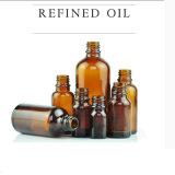 Ámbar de 30 ml de aceite esencial de botellas de vidrio, con gotero largo vaso rellenable de tarros de Aceite Esencial de portátil con una pipeta envase