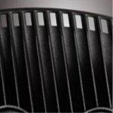 Économies d'énergie étanches IP65 bonne dissipation de chaleur ADC12 aluminium solaire 12V 100W Rue lumière à LED