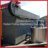 Traitement profond pour différents types d'eaux d'égout, machine de rebut de traitement des eaux