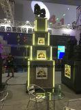 Azionamento Chain di vendita calda che alza la visualizzazione di LED con il fascio (YZ-P665)