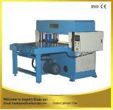 Presse de empaquetage de découpage de mousse d'unité centrale de manuel hydraulique de précision