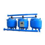 Machine multi paratactique de filtre de sable pour cultiver l'irrigation