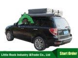Tenda dura della parte superiore del tetto dell'automobile del pavimento della vetroresina