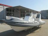 Liya 17pies fuera de borda de Volante China Ocean balsa