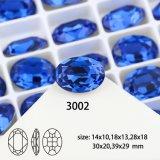 宝石類の装飾のための水晶宝石用原石の空想の石のビード