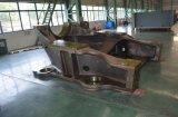Bastidor dúctil modificado para requisitos particulares del hierro de las piezas grandes para las máquinas mega