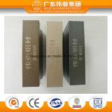 Kleurrijke Oppervlakte van het Profiel van het Aluminium voor Venster en Deur