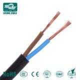 2 Fil électrique de base de BVV Blvv Rvv câble V Blv/2 Core 2.5 Câble mm carrés/2 câble d'alimentation de base