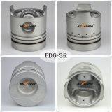 Pistone giapponese dei ricambi auto Fd6 3r del motore diesel per Nissan con l'OEM: 12011-Z5572