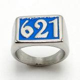 Artesanías Accesorios de moda anillo hombre Joyas de acero inoxidable