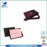 Plegable impreso personalizado Caja de papel de embalaje de prendas de vestir