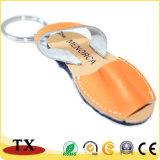 Nette Schuh-Form PU-Schlüsselring