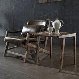 寝室の家具(JX-009)の表が付いている最もよい品質の余暇の肘掛け椅子