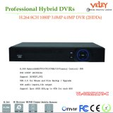 8CH HD 1080P гибридный цифровой видеорегистратор CCTV Ahd DVR