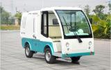 Vehículo de cuatro ruedas de la limpieza de 2 personas hecho en la fábrica de China