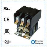 3 contattore domestico elettrico magnetico del Palo 50A 24V per il condizionatore d'aria di Aria-Imbroglione